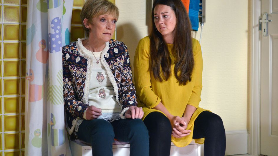 Eastenders 18/12 - Stacey struggles to come to terms with her discovery