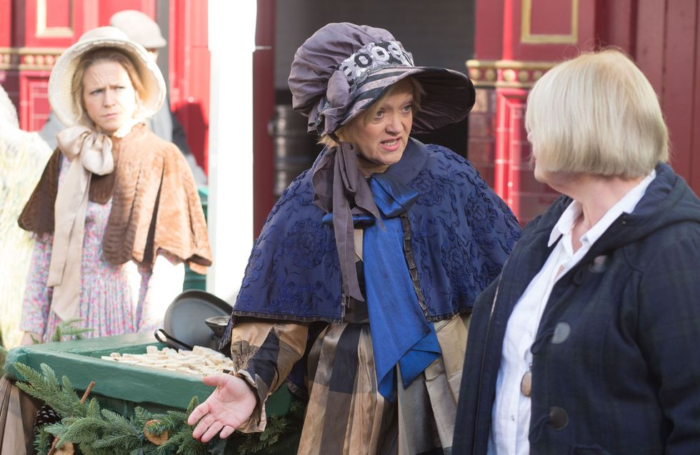 Eastenders 15/12 - Babe sees an opportunity to make amends with Linda