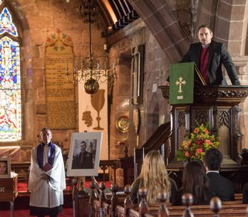 Hollyoaks 15/12 - The Roscoes prepare for Freddie's funeral