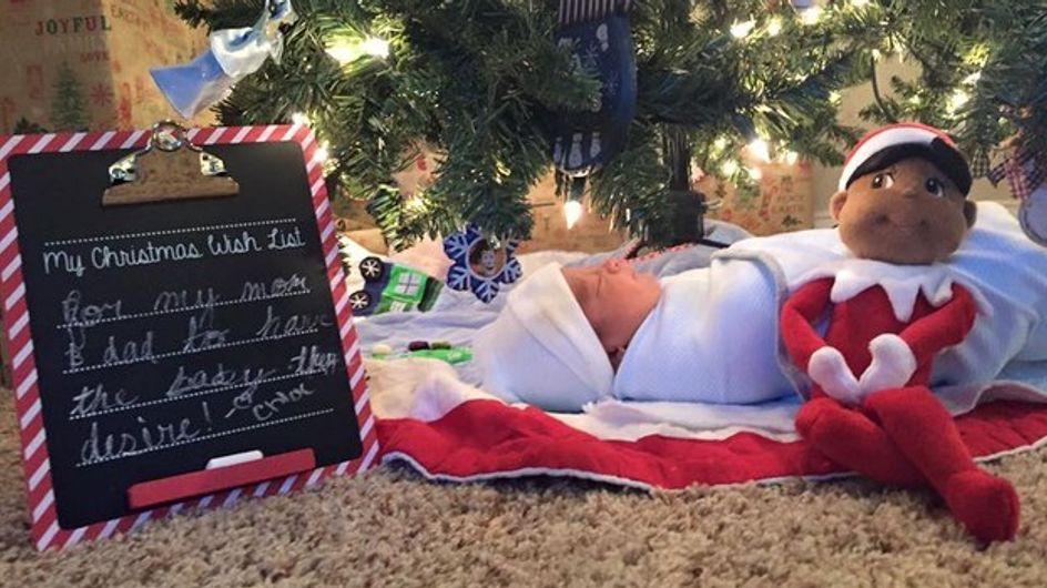 Was diese Eltern unter den Weihnachtsbaum legen, lässt ihre drei Töchter ausflippen