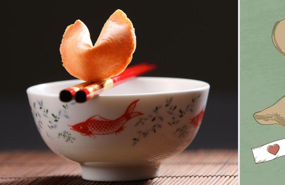 Glücklichmacher zum Verschenken: Glückskekse selber backen ist echt einfach!
