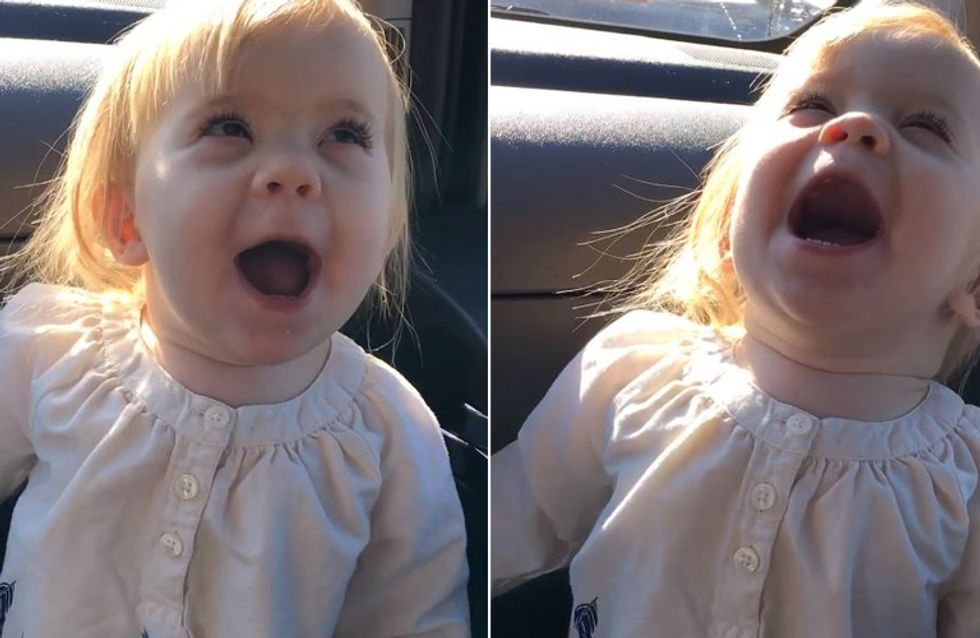 Die nächste Adele? Diese 2-Jährige zeigt uns, wie man eine emotionale Performance hinlegt
