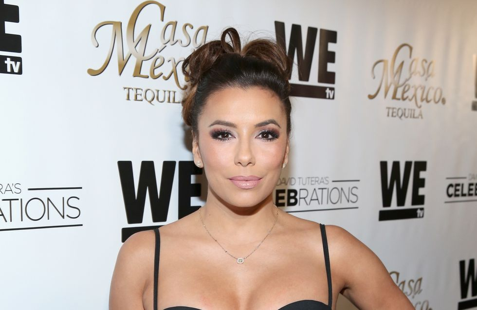 Eva Longoria ose le selfie sans maquillage (Photo)