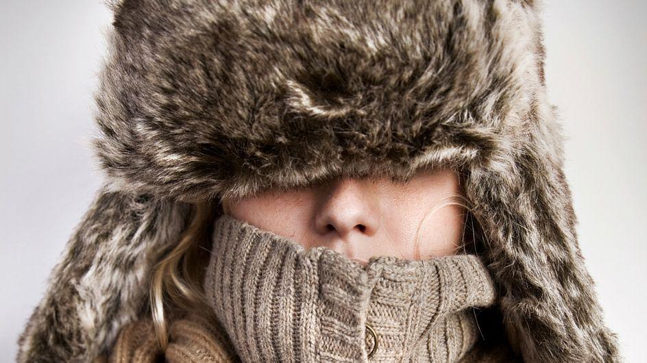 13 cose che solo chi ha SEMPRE freddo può capire
