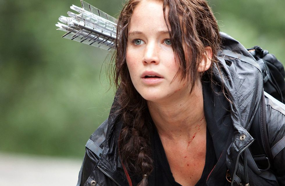 It Looks Like There's Going To Be A Hunger Games Prequel