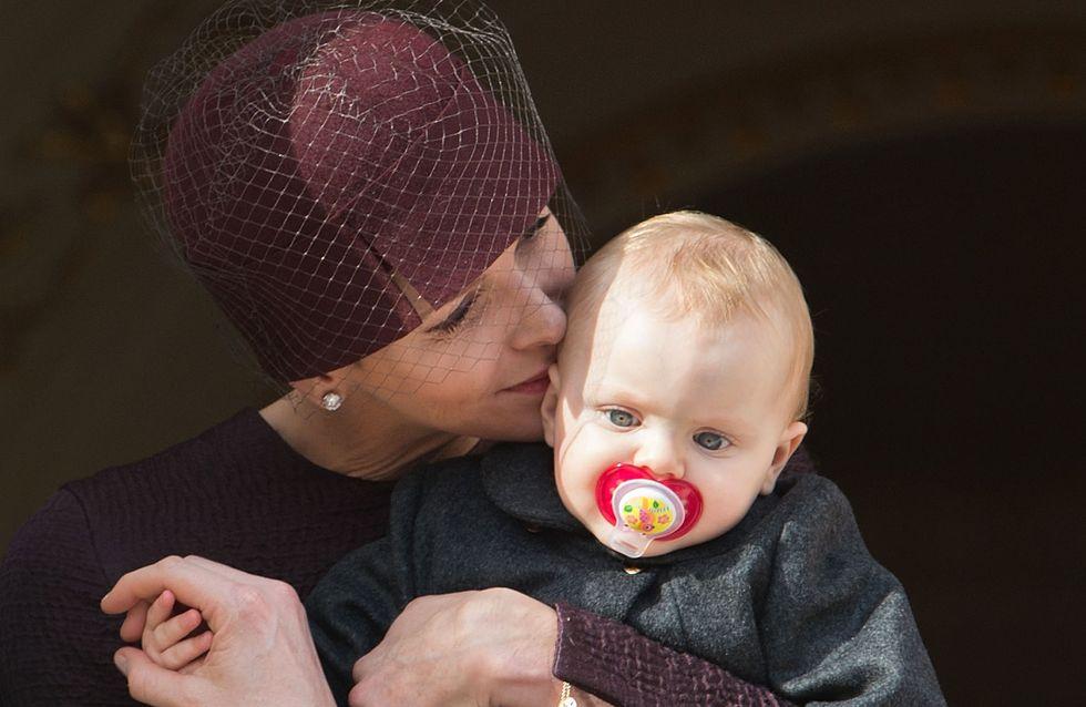 Charlène de Monaco, une super maman selon le prince Albert