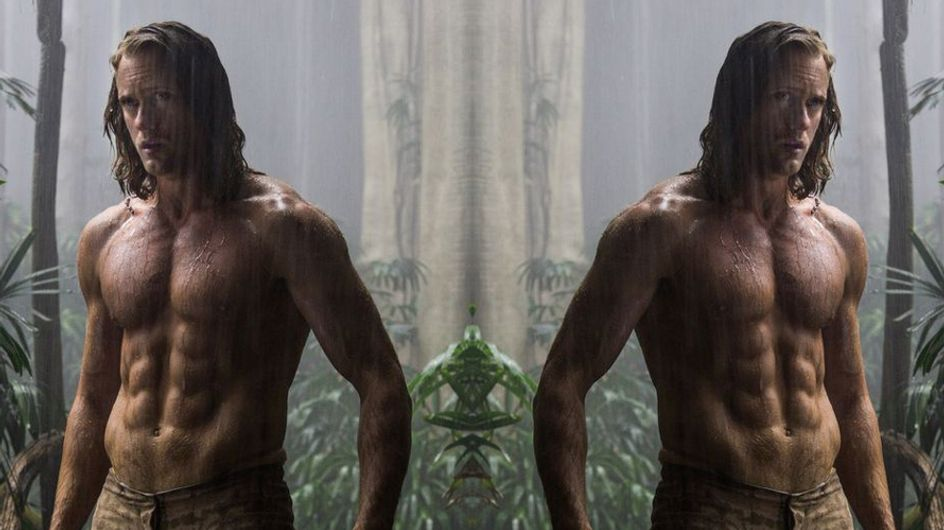 These Pictures Of Alexander Skarsgard In The Legend Of Tarzan Will Give You Life