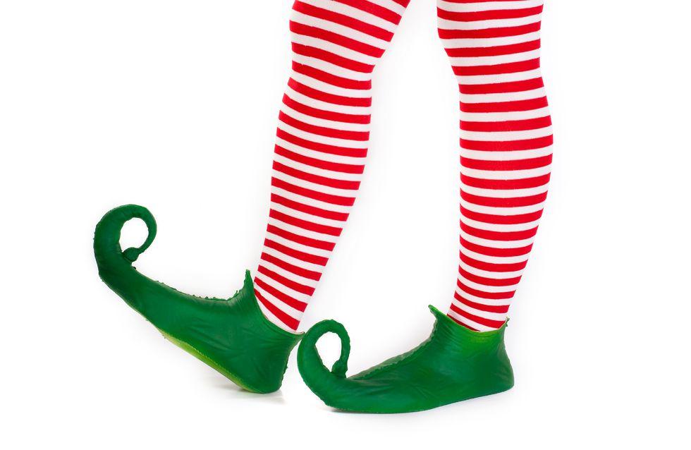 7 cose che fanno di te un elfo di Babbo Natale