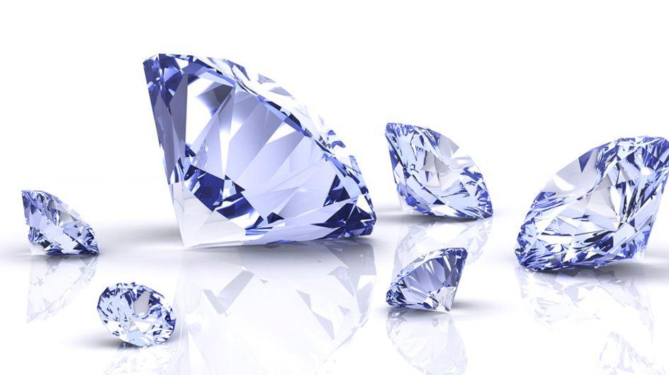 Detrás del brillo del diamante