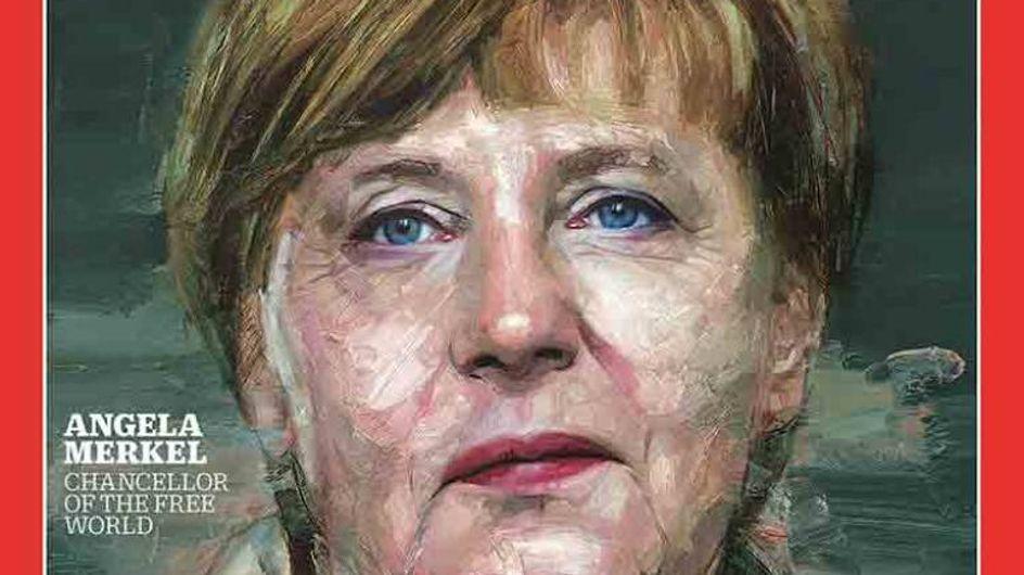 """La femme de la semaine : Angela Merkel, élue """"Personnalité de l'année"""" par le Time"""