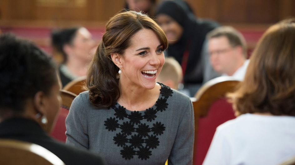 Kate Middleton change de tête (Photos)