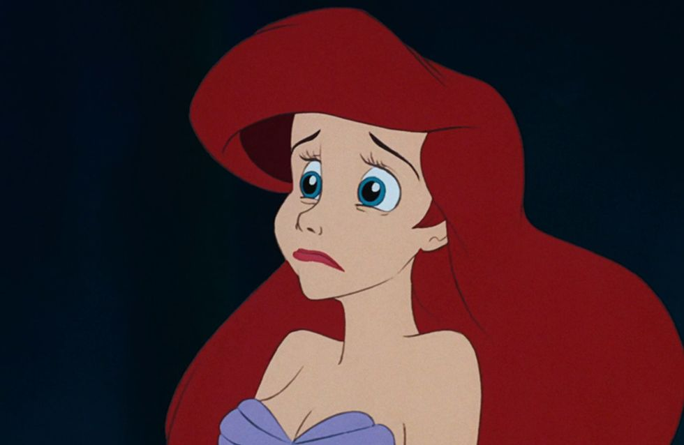 The Live-Action Little Mermaid Is Going To Be Blonde And People Are Just Not Having It
