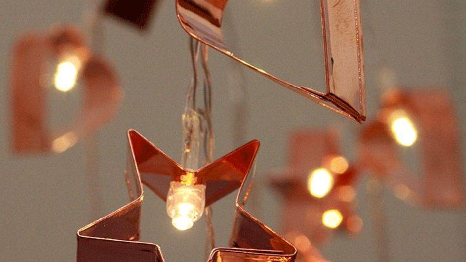 Leuchtende Glücklichmacher: 3 traumhaft tolle DIY-Lichterketten zum Nachmachen