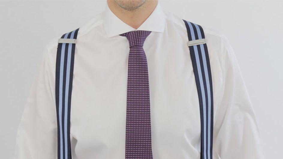 5 nudos de corbata imprescindibles si te casas