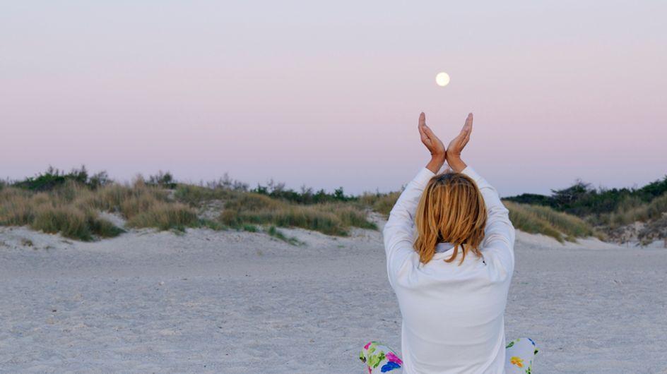 Rituales de luna nueva: rituales de transformación