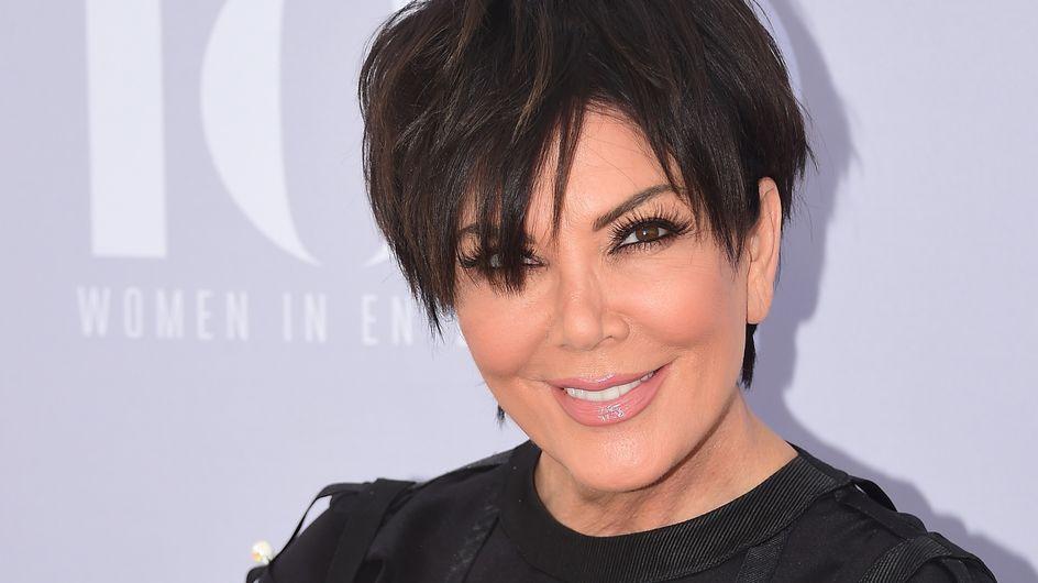 Kris Jenner se confie sur son nouveau petit-fils