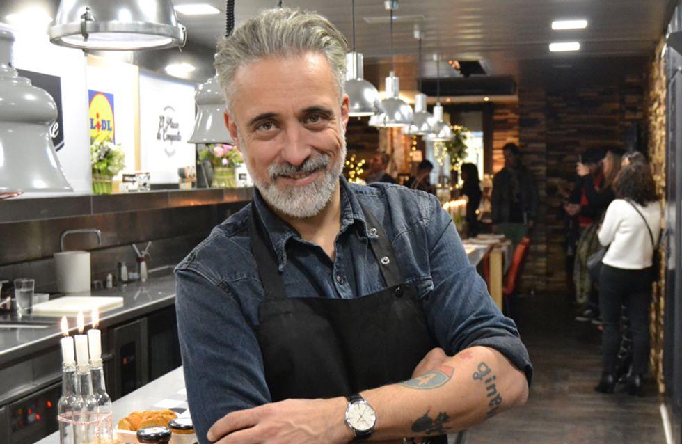 ¿Sabes qué ingrediente no puede faltar en la cocina de Sergi Arola?