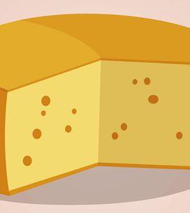 10 tipos de queijo que traduzem perfeitamente as suas emoções