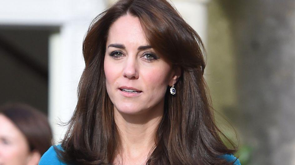 Les secrets de la nouvelle coiffure de Kate Middleton