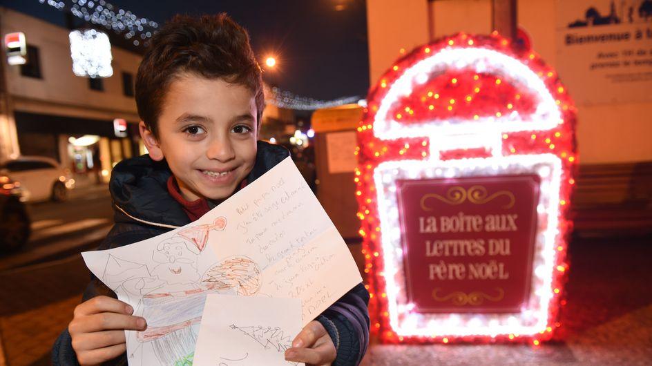 En France, les enfants ne croient plus au Père Noël à 6 ans et demi