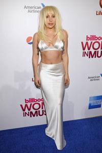Lady Gaga aux Billboard Women In Music