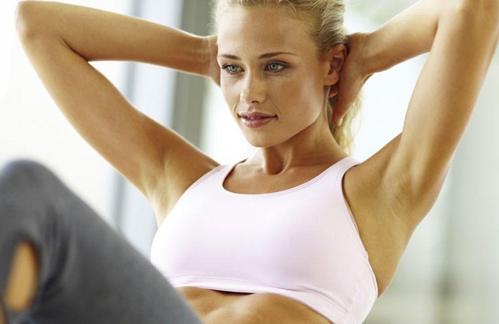 Statt faul auf dem Sofa zu liegen: Mini-Workouts für die Feiertage