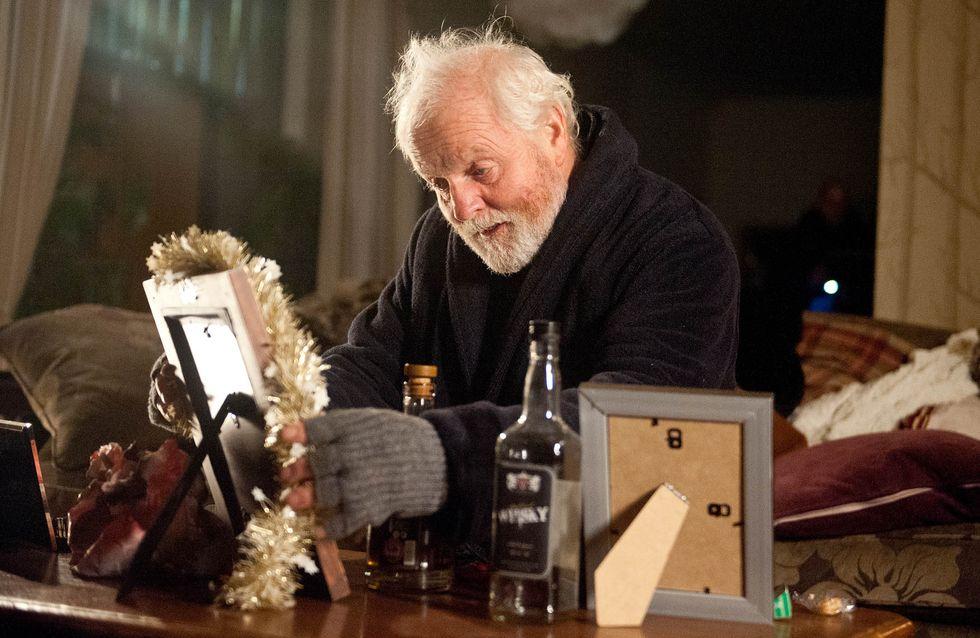 Emmerdale 25/12 - Pollard's Christmas awakening