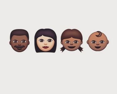 La famille Kardashian-West