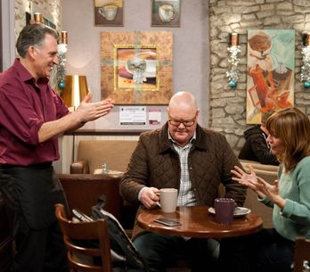 Emmerdale 31/12 - Everything comes to a head for Ross, Debbie, Robert and Andy.