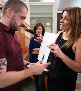 Coronation Street 28/12 - Carla discovers the truth about Johnny
