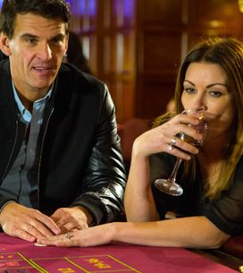 Coronation Street 1/1 - Carla and Robert's worlds collide