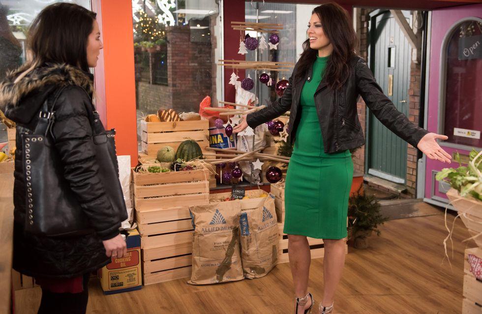 Hollyoaks 23/12 - John Paul goes to the Lomax's