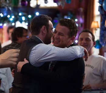 Eastenders 28/12 - It's the day of Mick's stag do