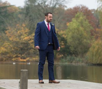 Eastenders 1/1 - Mick and Linda's wedding has finally arrived