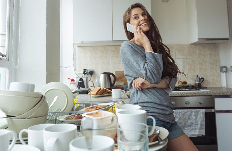 10 nervige Dinge, die jeder kennt, der aufräumen & putzen hasst