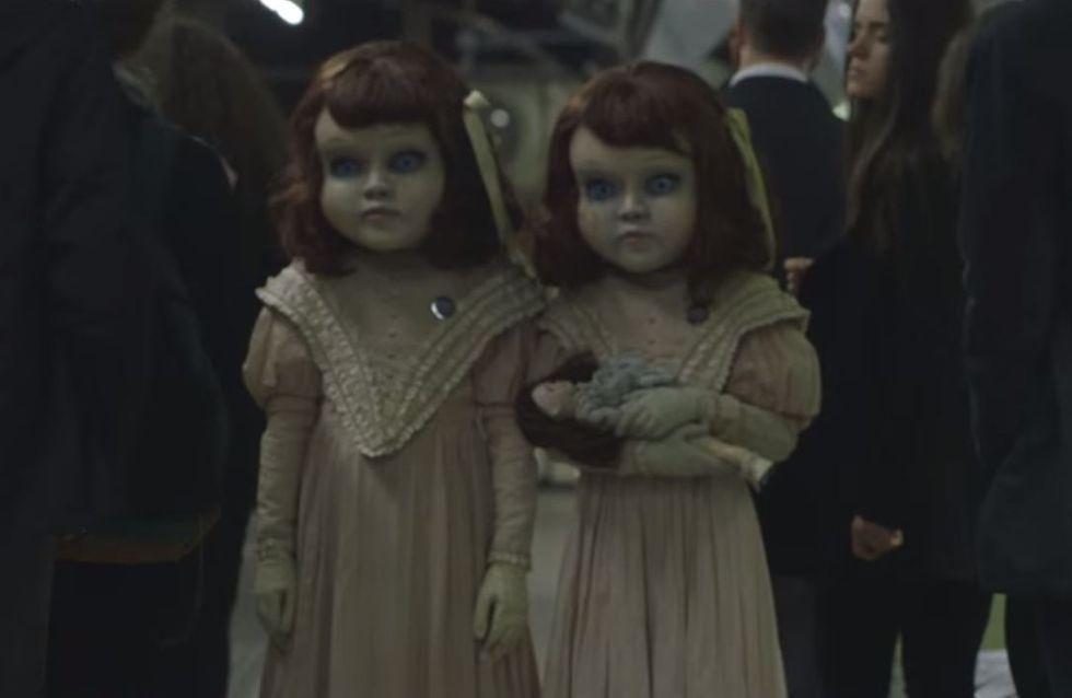 Super gruselig! Diese lebensgroßen Puppen terrorisieren momentan ganz London