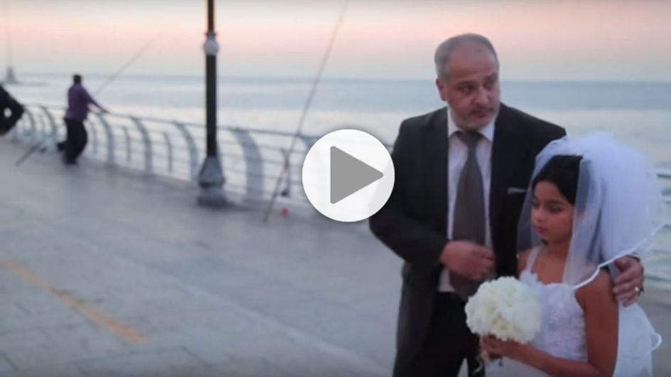 Au Liban, les mariages précoces dénoncés dans une vidéo poignante
