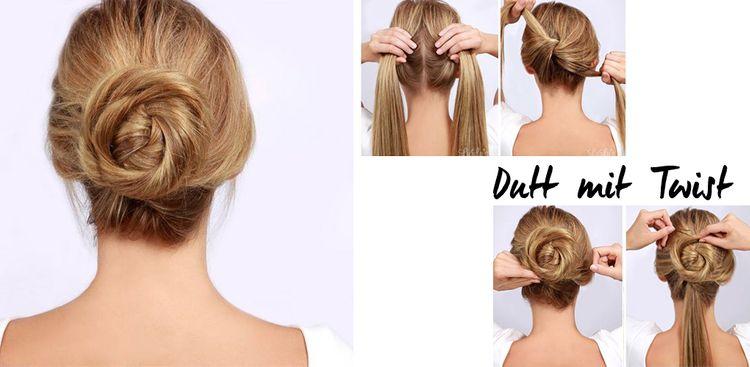 6 Festliche Frisuren Zum Nachstylen