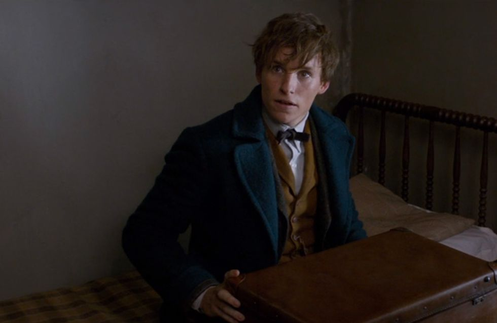 WATCH: The Fantastic Beasts And Where To Find Them Trailer Is Here And It Looks Simply Magical