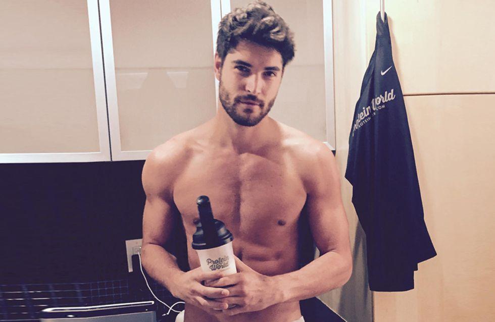 Míster Instagram 2015. Despide el año con los hombres más guapos