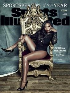Serena Williams pour Sports Illustrated