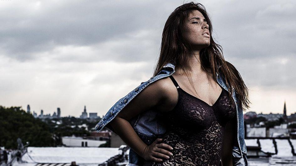 Clémentine Desseaux não é o novo rosto da Louboutin