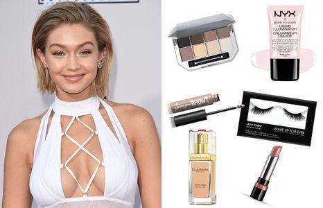 Copia el maquillaje de Gigi Hadid