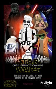 Star Wars: Que o estilo te acompanhe
