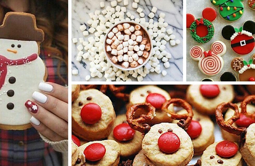 11 dolci natalizi così belli che ti faranno venire l'acquolina in bocca