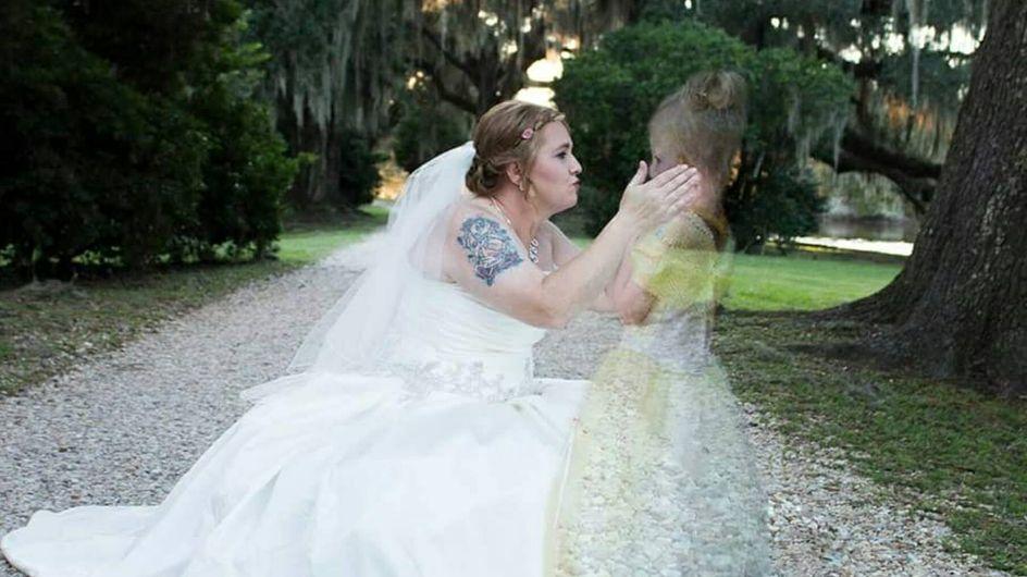 Diese Mutter verlor ihre kleine Tochter - doch heute ist sie trotzdem bei ihr