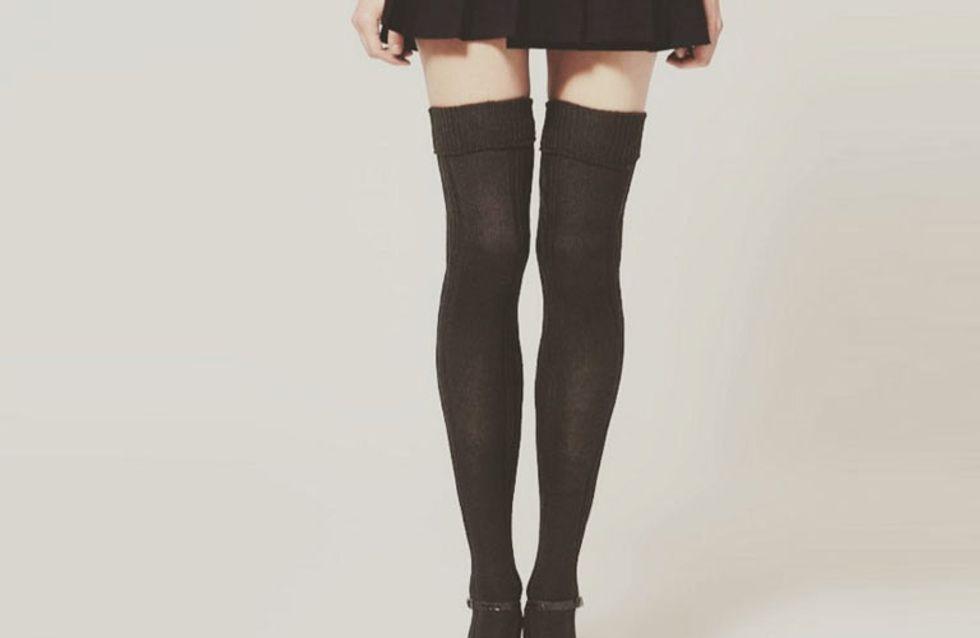 Thigh gap, la peligrosa moda adolescente que fomenta la delgadez