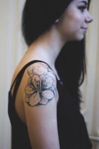 Son tout dernier tatouage