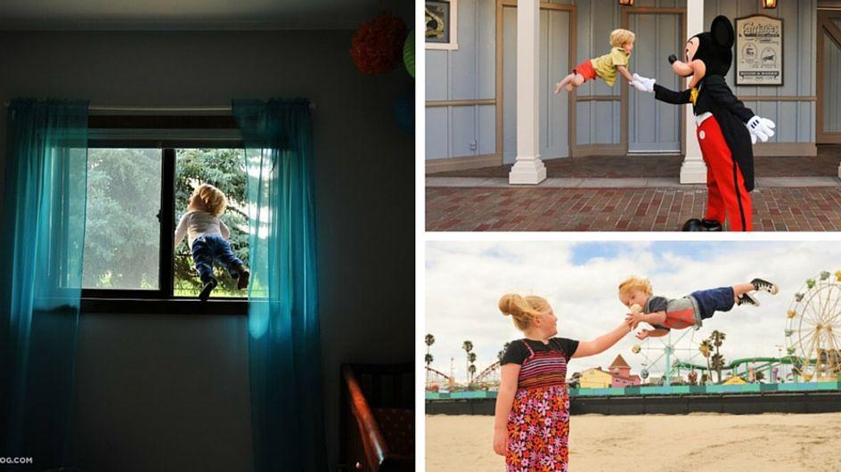 """""""Wil può volare"""": la dolcissima storia di un bimbo con la sindrome di Down"""