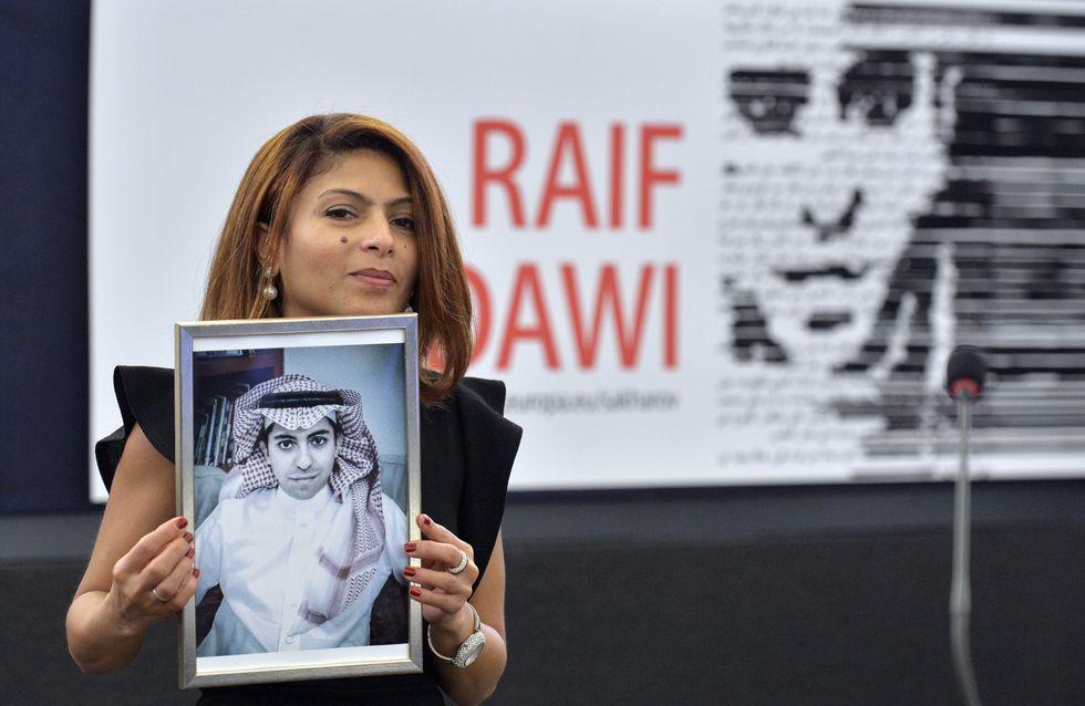Le poignant discours de l'épouse du blogueur Raïf Badawi, condamné au fouet pour s'être exprimé